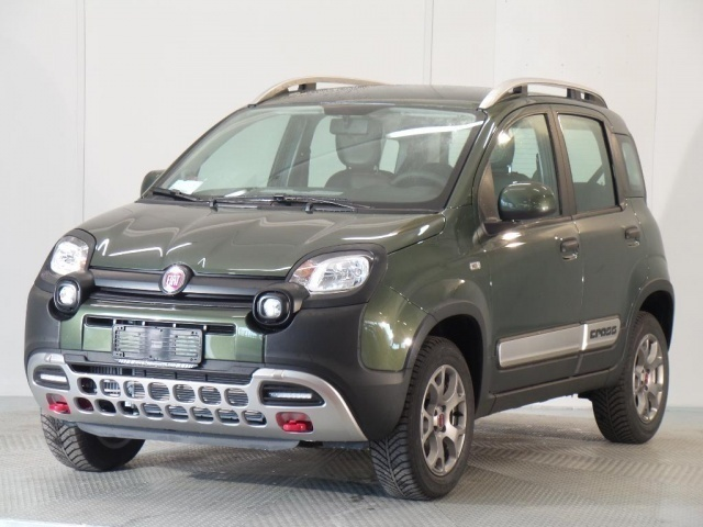 sold fiat panda cross cross 1 3 mj used cars for sale autouncle. Black Bedroom Furniture Sets. Home Design Ideas