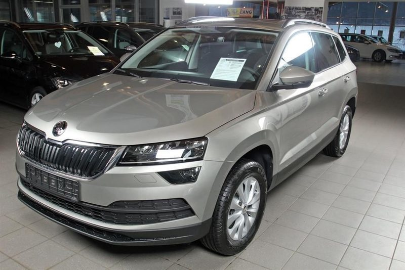 sold skoda karoq 1 5 tsi act ambit used cars for sale autouncle. Black Bedroom Furniture Sets. Home Design Ideas