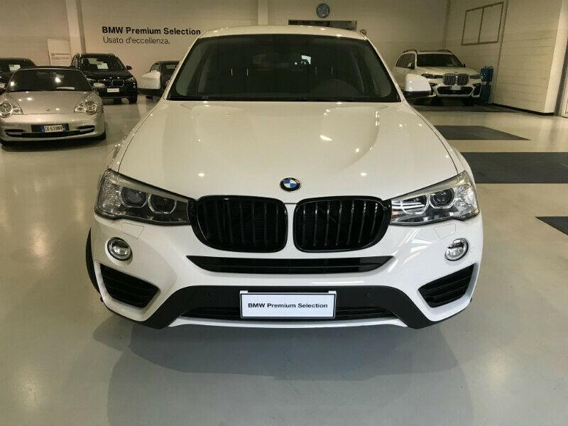 Venduto BMW X4 xDrive20d xLine del 20. - auto usate in vendita