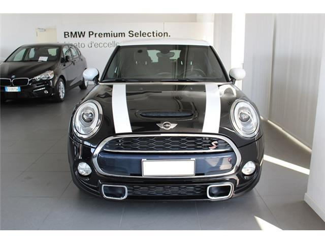 sold mini cooper sd sd 2 0 5 porte used cars for sale. Black Bedroom Furniture Sets. Home Design Ideas