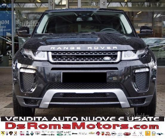 Sold Land Rover Range Rover Evoque.