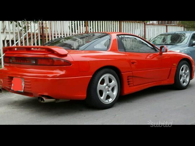 sold mitsubishi 3000 gt vr4 300 cv - used cars for sale - autouncle