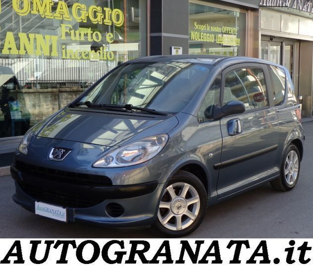 usato 1 4 hdi happy peugeot 1007 2005 km in trentola ducenta. Black Bedroom Furniture Sets. Home Design Ideas