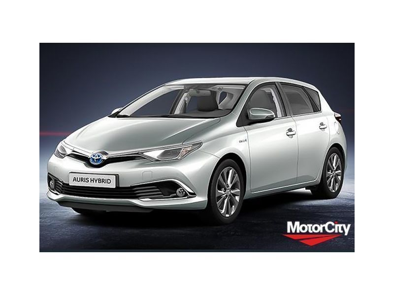 usato 1 8 hybrid active toyota auris 2015 km 253 in roma rm. Black Bedroom Furniture Sets. Home Design Ideas