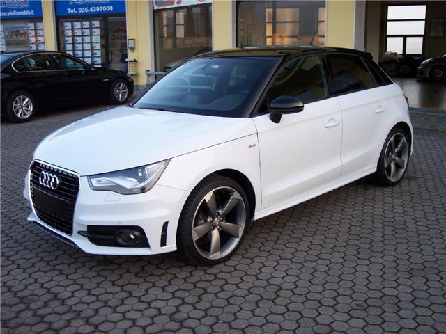 sold audi a1 sportback 1 6 tdi 105 used cars for sale autouncle. Black Bedroom Furniture Sets. Home Design Ideas