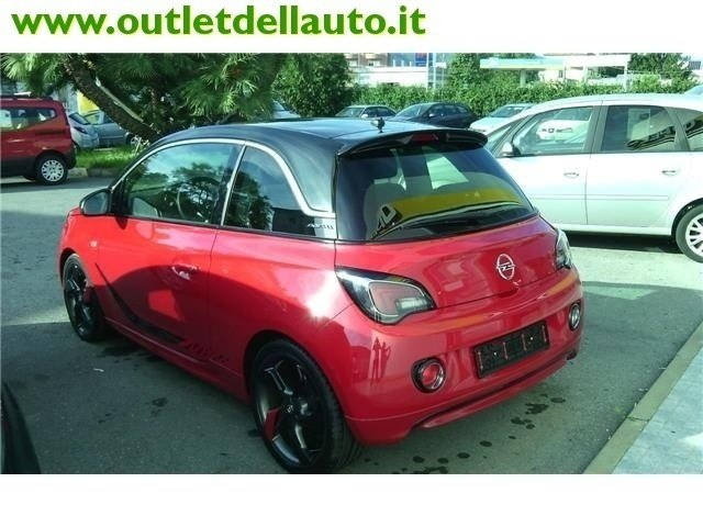 sold opel adam 1 4 100 cv slam used cars for sale autouncle. Black Bedroom Furniture Sets. Home Design Ideas