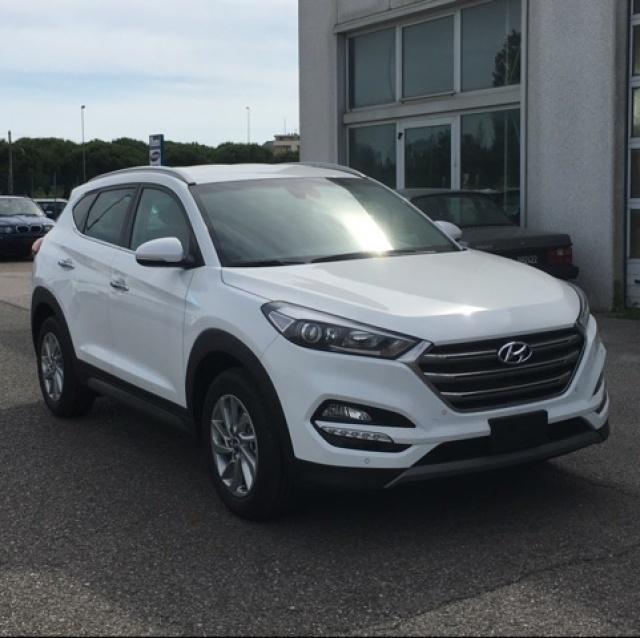 Sold Hyundai Tucson Km 0 Del 2017 .
