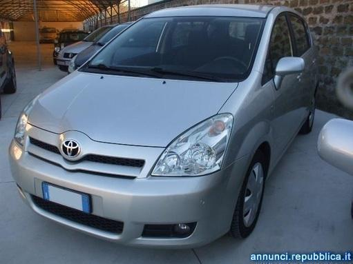 gebraucht Toyota Corolla Verso 2.2 16V D-4D Sol