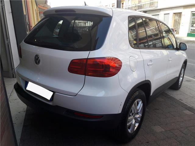 sold vw tiguan 2 0 tdi 140 cv trend used cars for sale autouncle. Black Bedroom Furniture Sets. Home Design Ideas