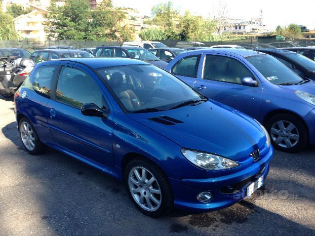 sold peugeot 206 1 6 hdi 110 cv gt used cars for sale autouncle. Black Bedroom Furniture Sets. Home Design Ideas