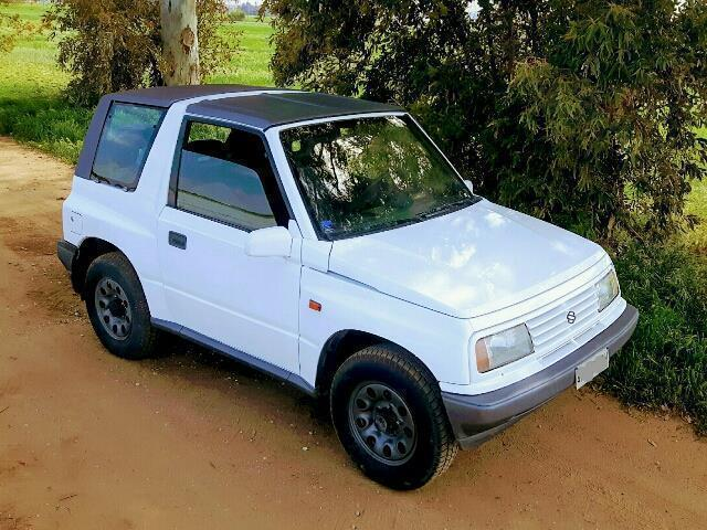 Usata Suzuki Vitara 16i Cat Cabriolet Hard Top Gpl