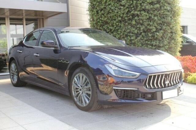 Usato 2018 Maserati Ghibli 3.0 Diesel 275 CV (53.500 ...