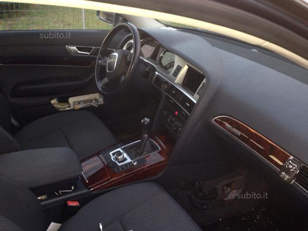 sold audi a6 4f 3 0 tdi quattro av used cars for sale autouncle rh autouncle it 2014 A6 Key 2007 Audi A6 Vehicle