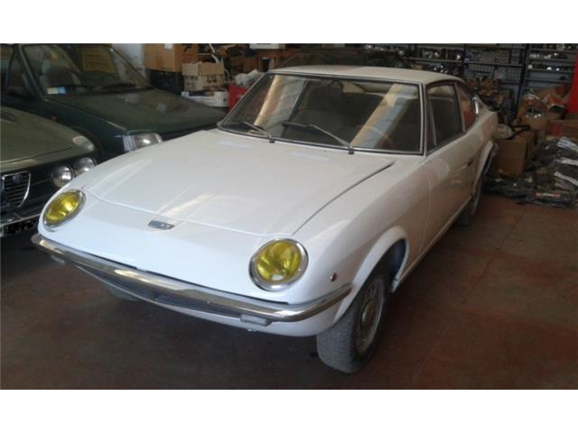 Sold Fiat 124 Coupè 125 Vignale Sa.