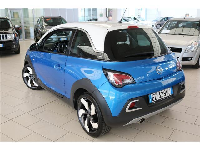 sold opel adam rocks 1 2 benzina 7 used cars for sale autouncle. Black Bedroom Furniture Sets. Home Design Ideas