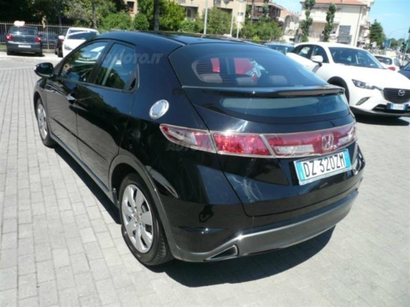 Venduto Honda Civic Hybrid 13 I Dsi Auto Usate In Vendita