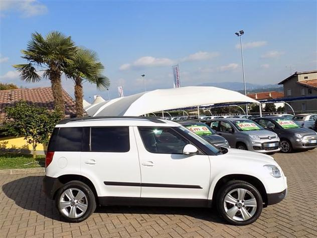 sold skoda yeti yeti2 0 tdi cr 110 used cars for sale autouncle. Black Bedroom Furniture Sets. Home Design Ideas