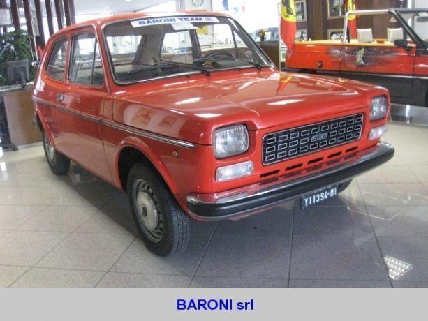 usata Fiat 127 usata 1976