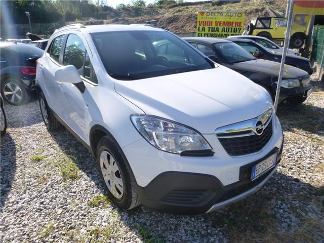 sold opel mokka 1 6 ecotec 115cv 4 used cars for sale autouncle. Black Bedroom Furniture Sets. Home Design Ideas