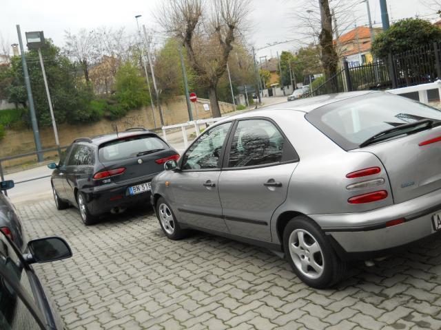 usata Fiat Brava 100 16V ELX