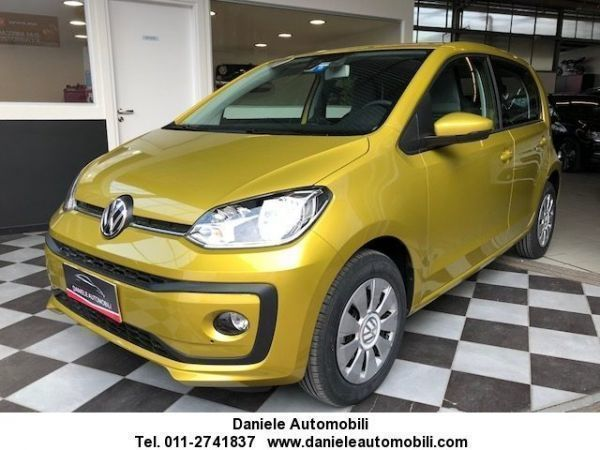 Sold Vw Up High Up 1 0 75cv Quot Used Cars For Sale