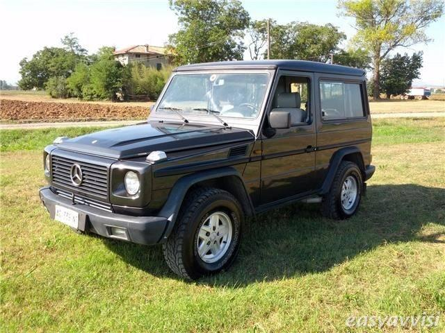 sold mercedes g300 classee 3 porte used cars for sale autouncle. Black Bedroom Furniture Sets. Home Design Ideas