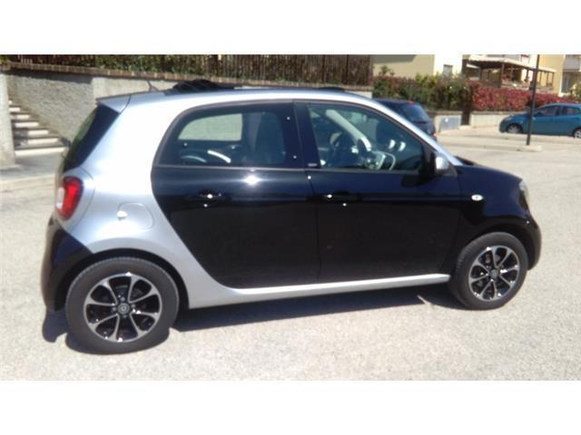 sold smart forfour cabrio passion used cars for sale. Black Bedroom Furniture Sets. Home Design Ideas