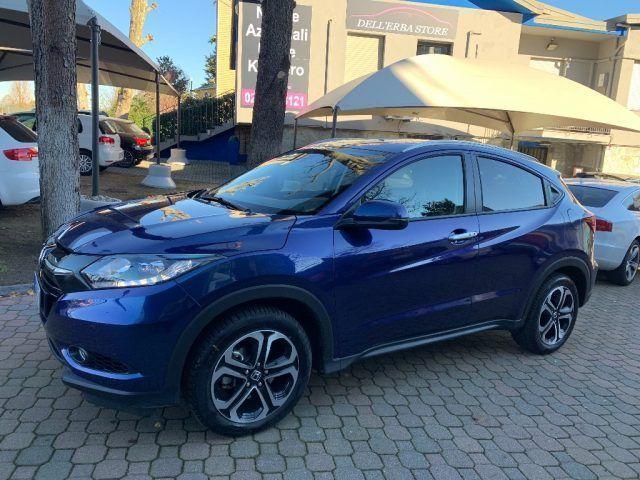 Venduto Honda Hr V 16 I Dtec Executi Auto Usate In Vendita