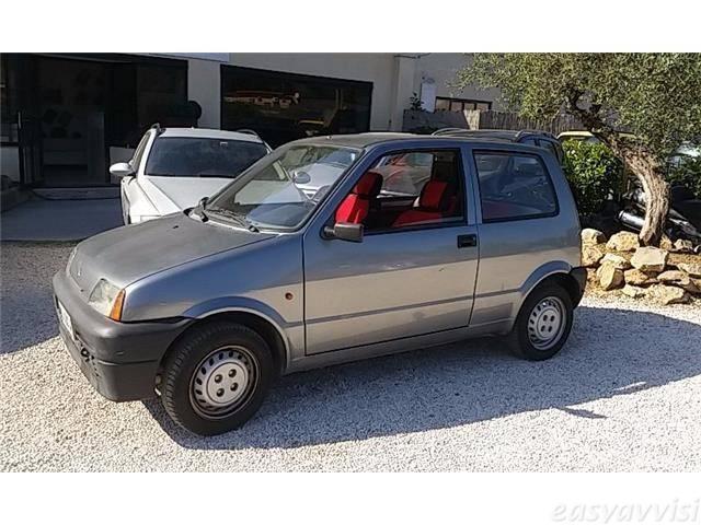 gebraucht Fiat Cinquecento 700 cat ED SOLO 60000KM
