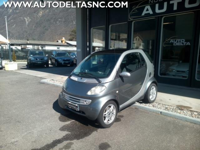 sold smart fortwo coup 600 pass used cars for sale. Black Bedroom Furniture Sets. Home Design Ideas