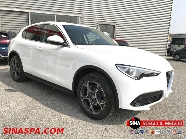 Sold Alfa Romeo Stelvio 2 2 Jtdm 2 Used Cars For Sale