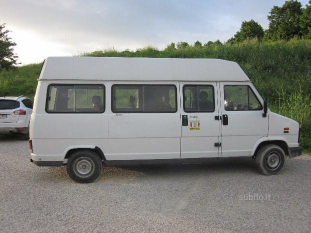 Sold Fiat Ducato 9 Posti Used Cars For Sale Autouncle