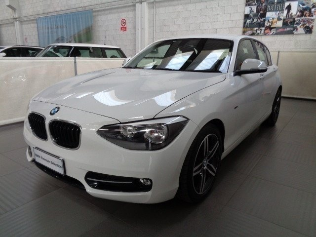 sold bmw 125 d 5p sport used cars for sale autouncle. Black Bedroom Furniture Sets. Home Design Ideas