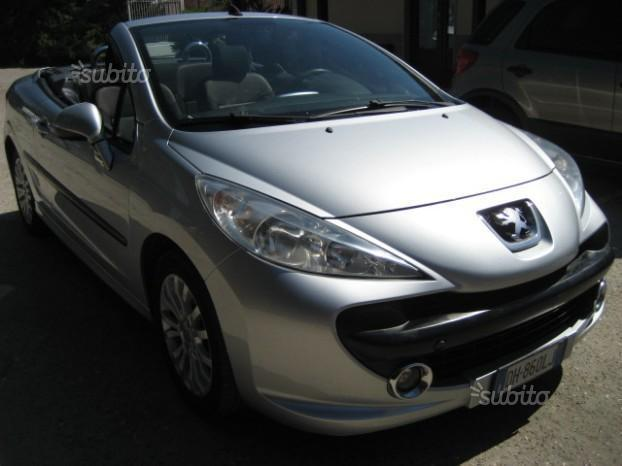 sold peugeot 207 cc 1 6 hdi used cars for sale autouncle. Black Bedroom Furniture Sets. Home Design Ideas
