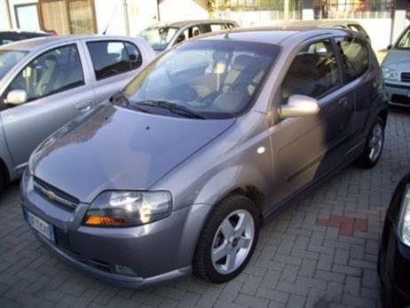 Sold Chevrolet Kalos 12 3 Port Used Cars For Sale