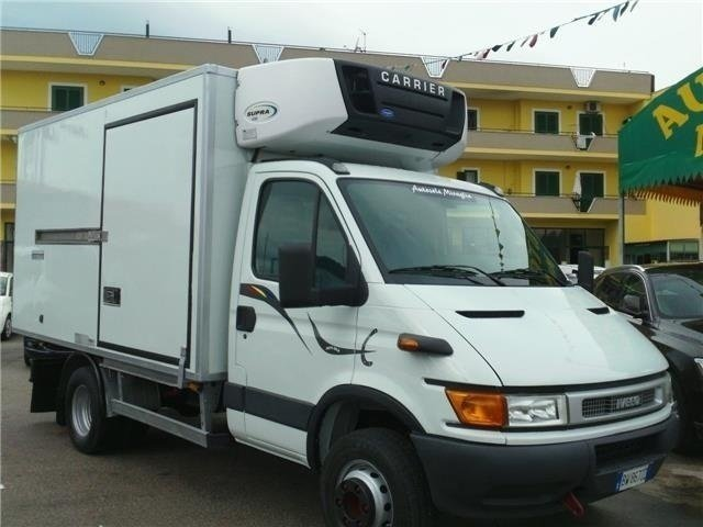 Sold Iveco Daily Usata Del 2002 A Used Cars For Sale