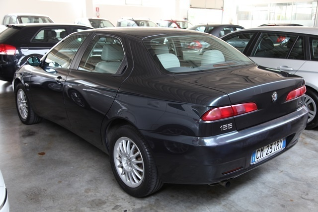 sold alfa romeo 156 1 9 jtd 16v be used cars for sale autouncle. Black Bedroom Furniture Sets. Home Design Ideas
