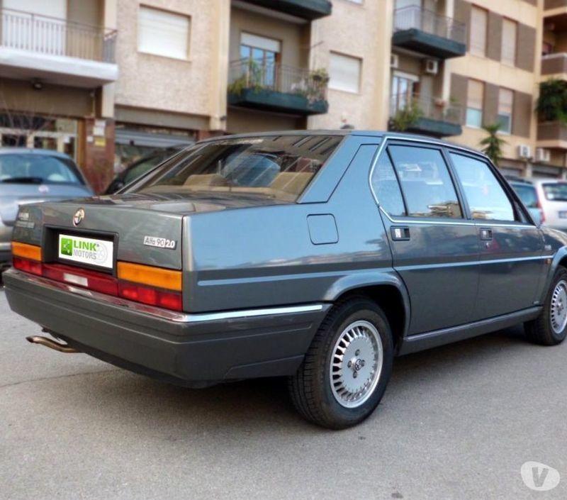 Sold Alfa Romeo 90 2.0i V6 C.E.M. .
