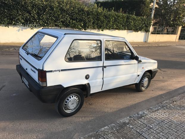 sold fiat panda 750 young 2 used cars for sale autouncle. Black Bedroom Furniture Sets. Home Design Ideas