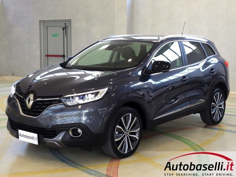 sold renault kadjar 1 6 dci 130 cv used cars for sale. Black Bedroom Furniture Sets. Home Design Ideas