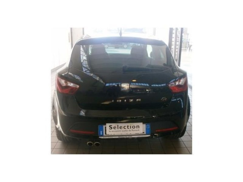 sold seat ibiza 1 6 tdi cr dpf 5 p used cars for sale autouncle. Black Bedroom Furniture Sets. Home Design Ideas