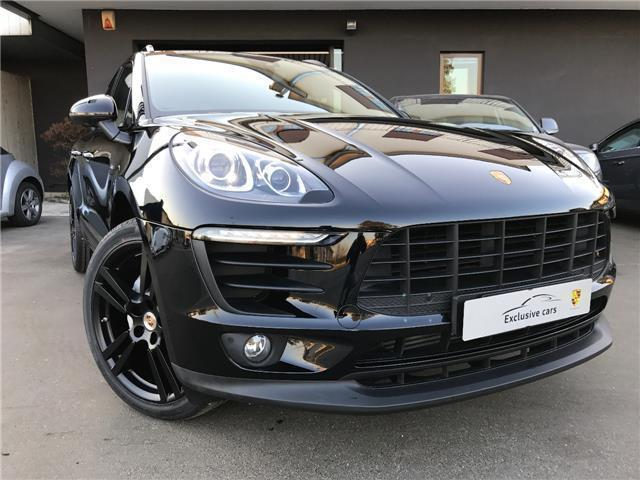 Sold Porsche Macan 3 0 S Diesel Pr Used Cars For Sale