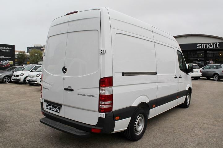 sold mercedes sprinter 319 bluet used cars for sale autouncle. Black Bedroom Furniture Sets. Home Design Ideas