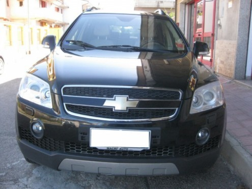 Sold Chevrolet Captiva Usata 2007 Used Cars For Sale Autouncle
