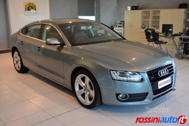 sold audi a5 sportback 3 0 tdi 240 used cars for sale autouncle. Black Bedroom Furniture Sets. Home Design Ideas