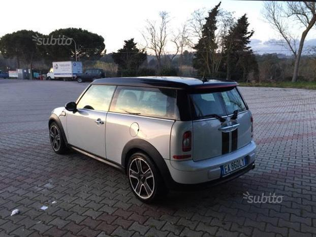 sold mini clubman r55 used cars for sale autouncle. Black Bedroom Furniture Sets. Home Design Ideas