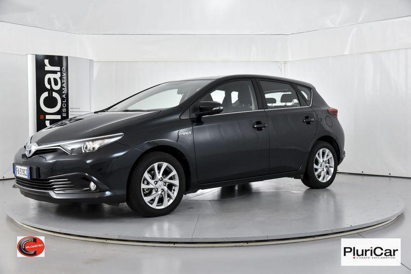 usata Toyota Auris 1.8 Hybrid 99cv Active