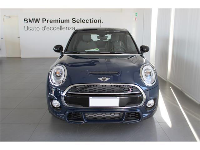 sold mini cooper sd 2 0 5 porte km used cars for sale. Black Bedroom Furniture Sets. Home Design Ideas