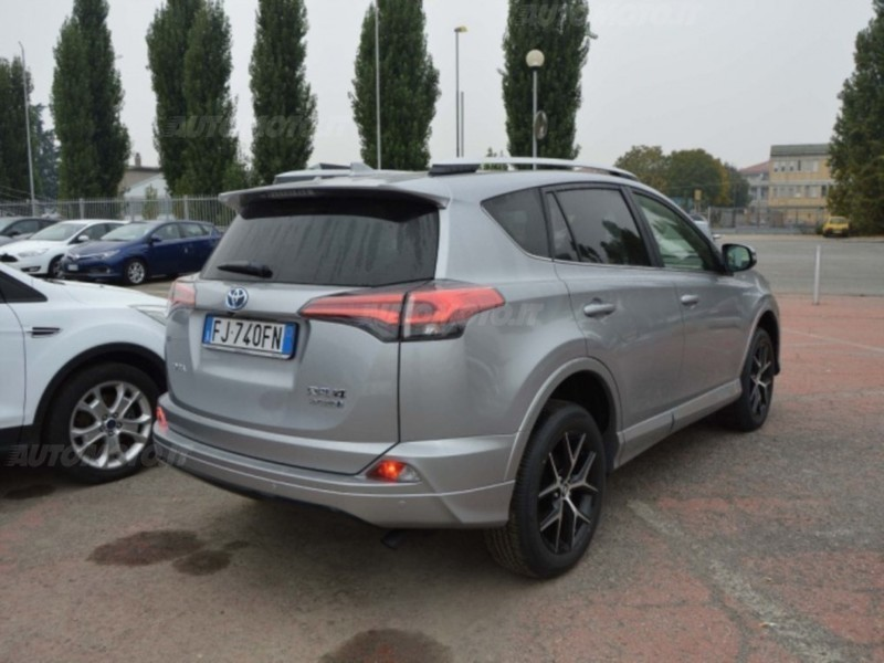 sold toyota rav4 hybrid 2wd active used cars for sale autouncle. Black Bedroom Furniture Sets. Home Design Ideas