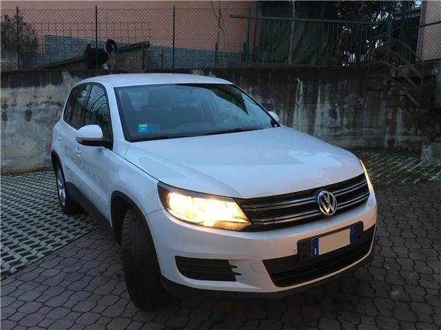 sold vw tiguan 1 4 tsi 122 cv trend used cars for sale autouncle. Black Bedroom Furniture Sets. Home Design Ideas